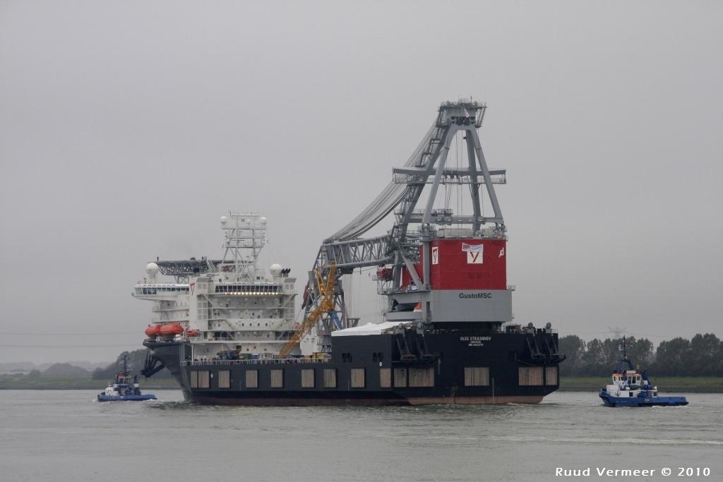 Oleg Strashnov (Seaway Heavy Lifting Vessel)