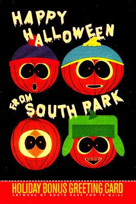 South Park Halloween Greeting Card - Cult Oddities