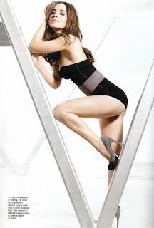 Eliza Dushku FHM