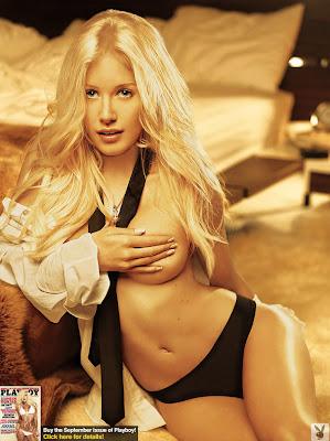 Heidi Pratt Playboy PHOTOS! - LALATE - Celebrity