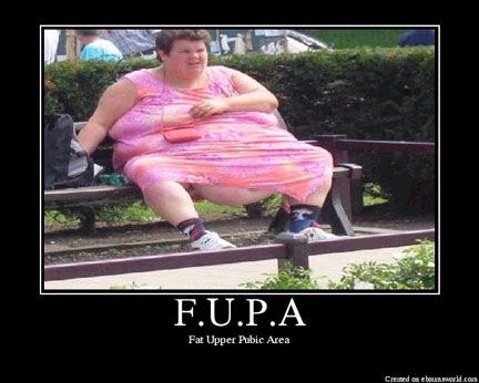 Fupa Fat Upper