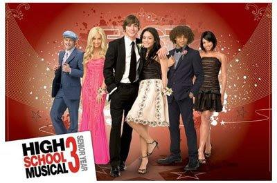 ver videos clip de high school musical: