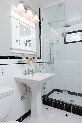 New home construction a 1920s vintage bungalow bathroom for D i y bathroom renovations
