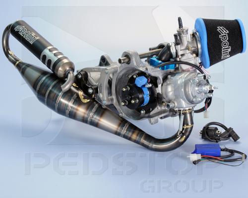 Vespa Racing Parts