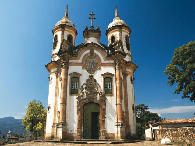 Igreja De S  O Francisco De Assis