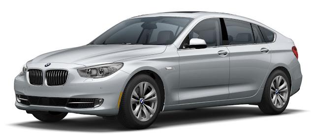 new BMW 535i gran turismo