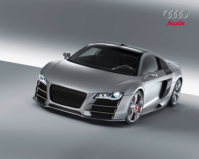 concept Audi R8