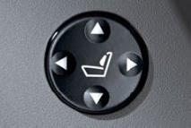 BMW 1 Lumbar support