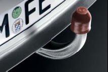 BMW 1 Trailer tow hitch