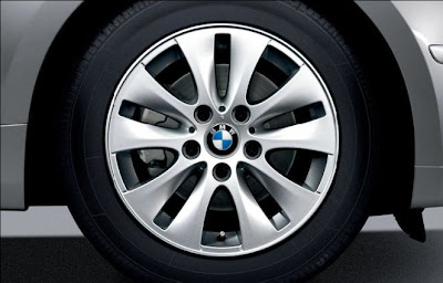 BMW light-alloy wheels V-spoke 229, 6.5 J x 16