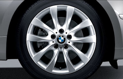 BMW light-alloy wheels V-spoke 217