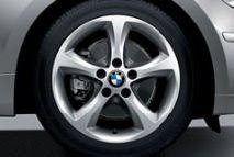BMW light-alloy wheels star-spoke 256