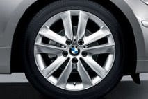 BMW light-alloy wheels V-spoke 141