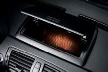 BMW 1 Storage compartment package