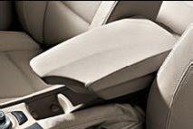BMW 1 Front armrest