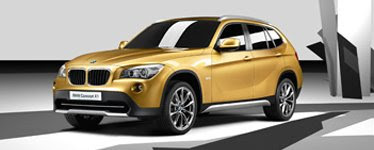 The BMW Concept X1
