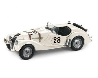 BMW 328 Le Mans 1939 miniature