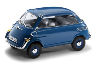 1957 BMW 600 miniature