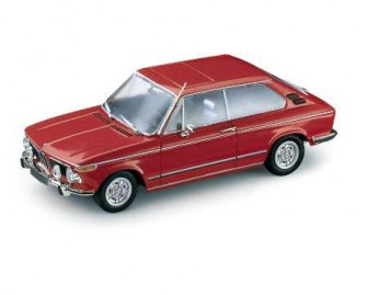 1968 BMW 2000 tii touring miniature