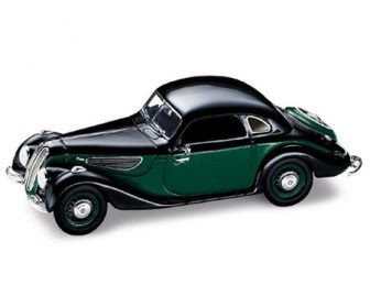 1938 BMW 327 Coupé miniature