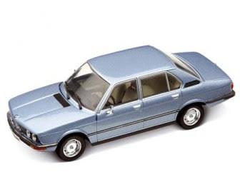 BMW 520i Metallic miniature