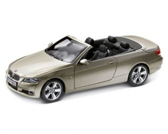 BMW E93 Platinum Bronze miniature