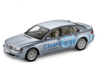 miniatre BMW 7 Series Hydrogene
