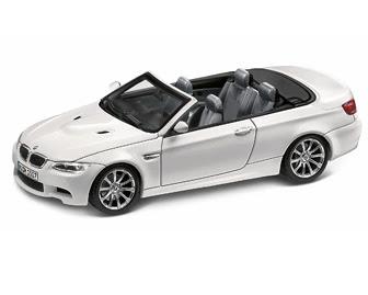BMW M3 White miniature