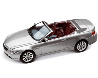 BMW 6 Series Convertible Metallic miniature