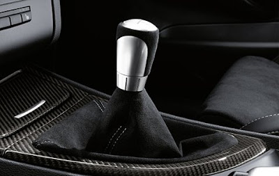 BMW gear lever knob