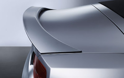 BMW Z4 Roadster Rear spoilers