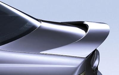 Rear spoilers BMW 3 Series
