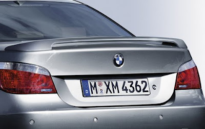 BMW Rear spoilers 5 Series