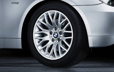 BMW Cross spoke 144 – wheel, tyre set