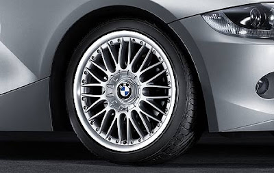 BMW Z4 M cross spoke composite wheel 101