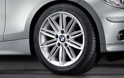 BMW 1 M double spoke 207 – wheel, tyre set