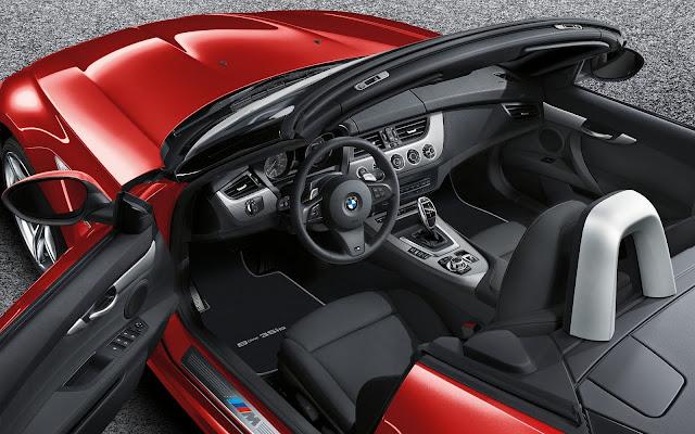 BMW Z4 Premium Interior