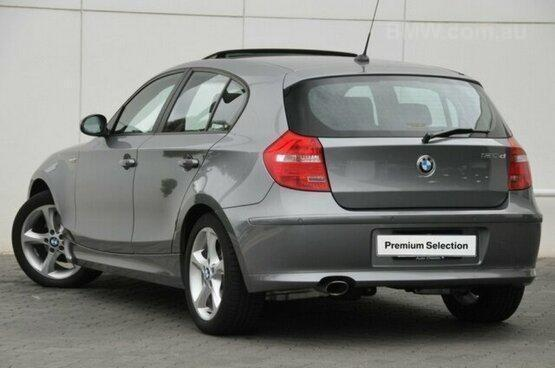used 2009 BMW 120d Steptronic