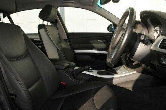 used BMW 320i interior