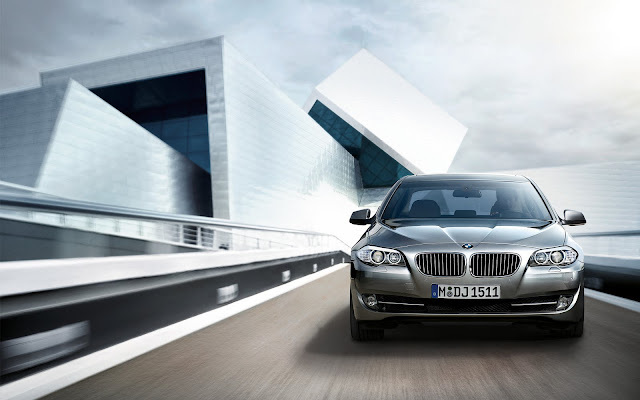 2011 BMW 5 Series new