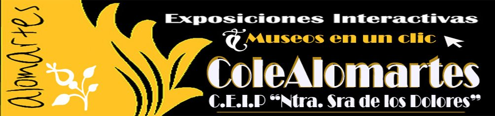 Exposiciones Colealomartes.  Museos en un clic.