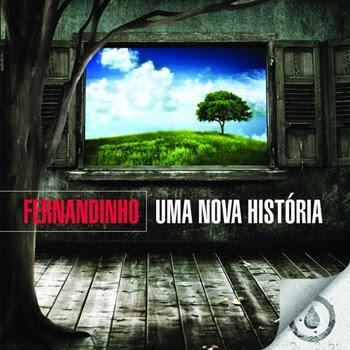 Download CD  Fernandinho Uma Nova Historia