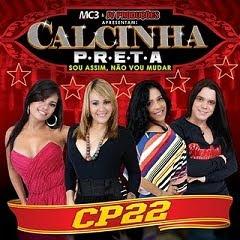 Download CD Calcinha Preta   Sou Assim, Não Vou Mudar   Vol 22 2010