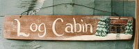 Deb Henkener Log Cabin Designs!