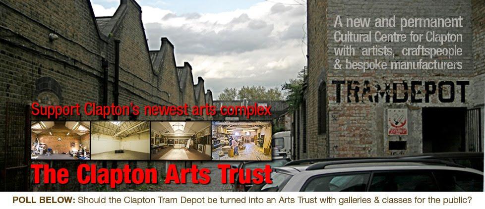 Clapton Tram Depot Arts TRUST