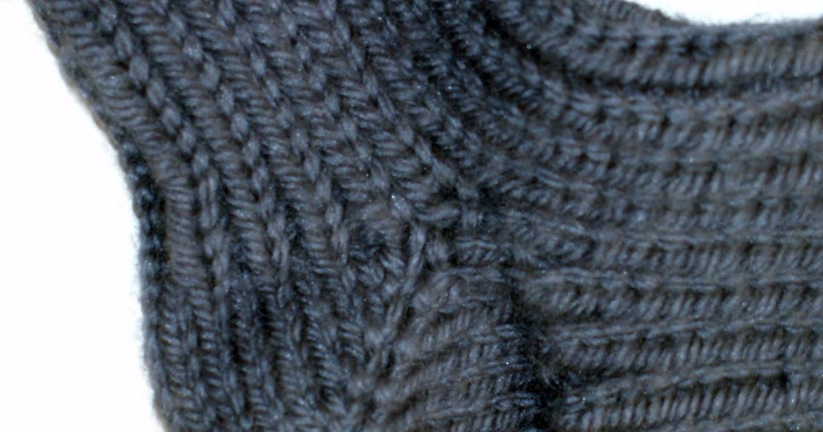 Kfb In Knitting Pattern : She Knits Too!!!: SWEETNESS SOCKS