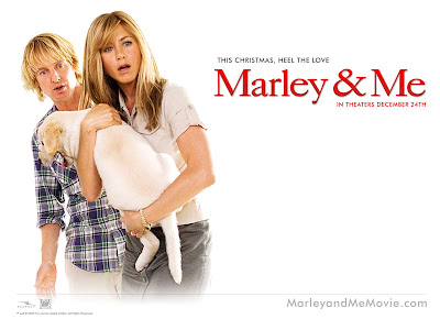 marley and me. Name: Marley and me