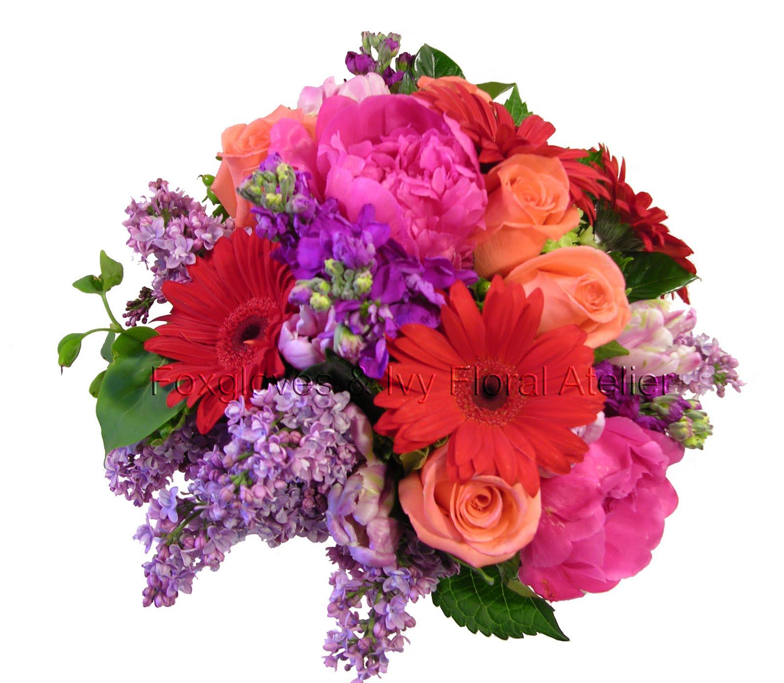 Foxgloves & Ivy Floral Design Studio: 2010-04-25
