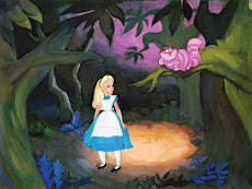 Lewis Carrol in Alice in Wonderland