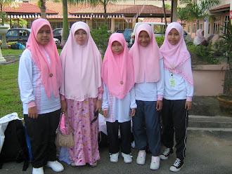peserta khemah bersama penasihat